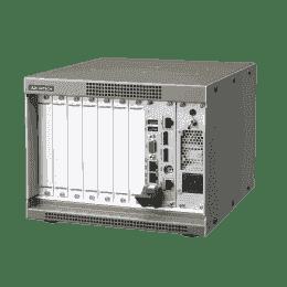 Châssis pour cartes CompactPCI, 4U, 7 slots, w/ 180W