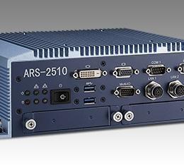 PC industriel fanless EN50155 pour application ferroviaire, Intel Core i7 3517UE, low function, DC 24V