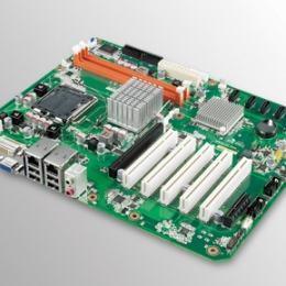 Carte mère industrielle, LGA 775 C2Q G41 + ICH7R ATX IMB w/ PCIe x16