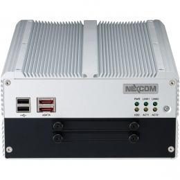 PC Fanless Intel® Core™ i7/i5 avec 2 disques RAID et un slot PCI 32 bit