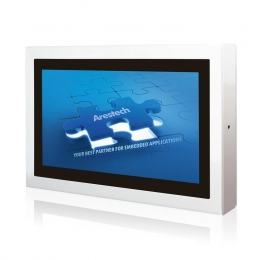 "Panel PC IP69K 15.6"" Fanless en inox"