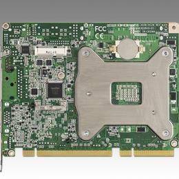 Carte mère industrielle demi-longueur bus PCI/PCIE, PICMG 1.3 H/S SHB, C226, 2GbE, 2 display