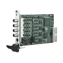 Cartes pour PC industriel CompactPCI, 30MS/s Simultaneous 4-ch 3U cPCI AI Card