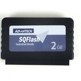 SSD industriel - SOLID STATE DISK, SQFlash PATA PDM 2G SLC 40pin HOR Bottom (0~70C)