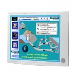 "Panel PC industriel, 19"" SXGA LED IPPC C2Q,C2D 2PCIs w/ TS"