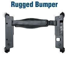 Bandoulière/Sac de transpor, Rubber Bumper/Hand Strap/Blue