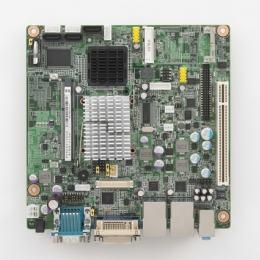 Carte mère industrielle, ATOM N455 1.6G MINI ITX w/VGA,LVDS,2GbE,6COM