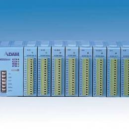 Station d'acquisition de données ADAM, 8-slot Distributed DA&C System Based on RS-485