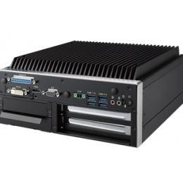 PC Fanless avec processeur de la 6ème Génération des Intel® iCore™ i5 avec slots d'extension