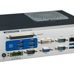 PC industriel pour application de vision, USB3.0 CAM BOX, H61, 2 LAN, 4+4 USB3,  6 COM