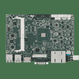 Carte mère industrielle biscuit 3,5 pouces, Intel E8000 SBC,DDR3L,HDMI,VGA,LVDS,mSATA