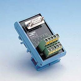 Bornier à vis ADAM pour connecteur série DB-9