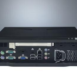 Châssis compact pour carte mère Mini ITX, w/180W