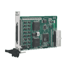 Cartes pour PC industriel CompactPCI, 3U cPCI 8-port RS-232 Comm. Card