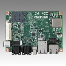 Carte mère embarquée à processeur RISC, Intel Quark x1000 400GHz PoE SBC (0~60C)