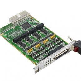 Cartes pour PC industriel CompactPCI, MIC-3955 4-port RS-232/422/485 3U CPCI FIO RoHS