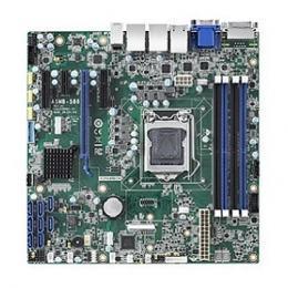 Carte mère micro ATX compatible Xeon et Intel 8ème génération