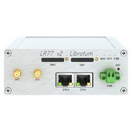 Routeur industriel 4G, LTE,2E,2S,Acc(UKcord)