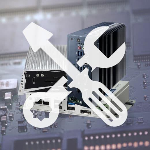 PC Fanless industriels
