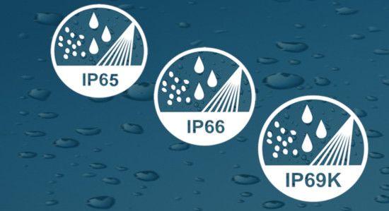 Indice de protection IP