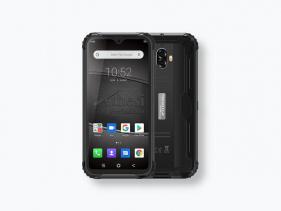 """Smartphone durci 5.7"""" Android 9 étanche / 3Go de RAM et 32Go stockage"""