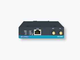 Routeur 4G industriel compact avec 1 x LAN et 1 x SIM 1 x E/S digitale