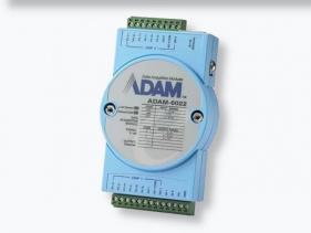 Module ADAM 2 boucles PID, compatible Modbus TCP