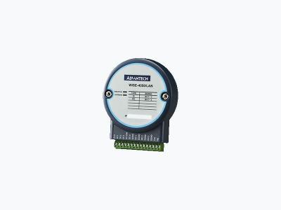 Module IoT WISE-4050/LAN 4 entrées TOR et 4 sorties TOR sur Ethernet RJ45