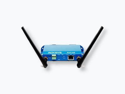 Point d'accès WiFi industriel et compact
