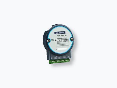 Module IoT Ethernet 4 entrées TOR et 4 sorties relais Ethernet