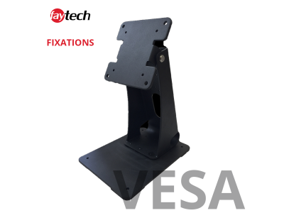 Fixation VESA 75/100 pour écran et panel PC jusqu'à 10kg