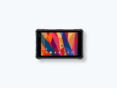 """Tablette durcie 8"""" avec Android et IP67"""