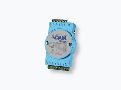 Module ADAM Ethernet avec 7 voies RTD 2 et 3 fils + modbus TCP