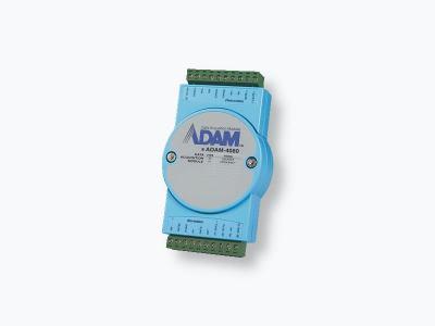 Module ADAM 2 compteurs et 2 sorties TOR fréquencemètre