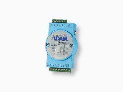Module ADAM 8 entrées analogiques / 2 sorties digitales + Modbus