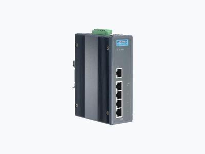 Switch industriel PoE 5 ports 10/100 Mbps non managé