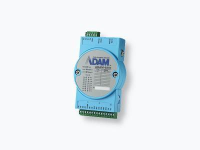 Module ADAM 16 entrées digitales compatible Modbus TCP