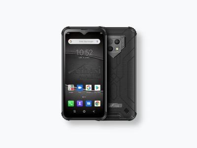 """Smartphone durci 6.3"""" Android 9 étanche / 6Go de RAM et 128Go stockage + caméra thermique"""