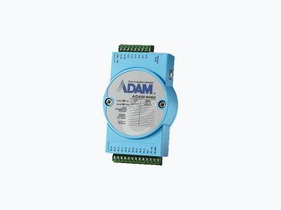 Module ADAM 6 entrées digitales et 6 sorties à relais avec Modbus TCP