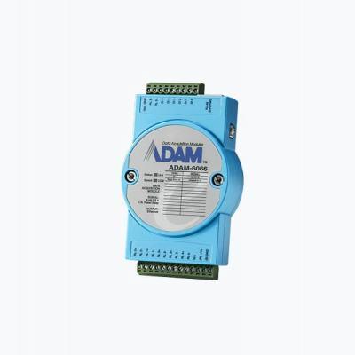 ADAM-6066 Module ADAM 6 entrées Digitales et 6 sorties à Relais 5A, compatible Modbus TCP