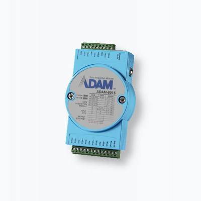 ADAM-6015 Module ADAM Ethernet avec 7 voies RTD 2 et 3 fils + modbus TCP