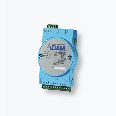 ADAM-6217 Module ADAM 8 entrées analogiques Modbus MQTT et 2 ports Ethernet