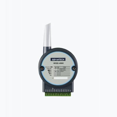 WISE-4060 Module IoT WISE 4 entrées TOR et 4 sorties relais WiFi industriel