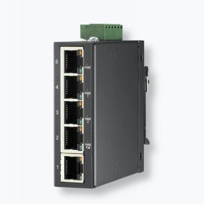 EKI-2525LI Switch industriel 5 ports ethernet 10/100Mbps ultra slim (-40°C +75°C)  non managé