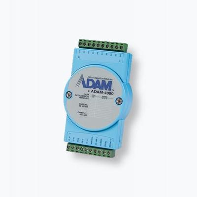 ADAM-4050 Module ADAM 7 entrées digitales et 8 sorties digitales vers RS-485