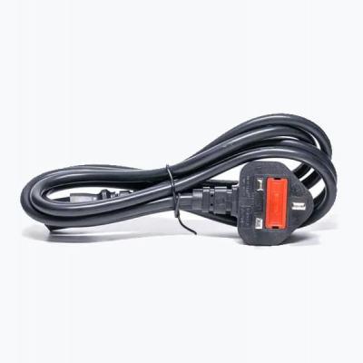 1702031801 Cordon secteur UK 1.8m 3 pin 10A 250V