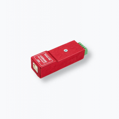 USB400 Passerelle série RS422/RS485 sur bus USB auto-alimenté