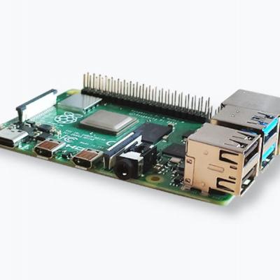 UNO-220-RASP Kit Raspberry Pi 4 Model B 4 Go + boitier durci