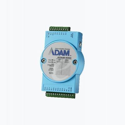 ADAM-6060 Module ADAM 6 entrées digitales et 6 sorties à relais avec Modbus TCP