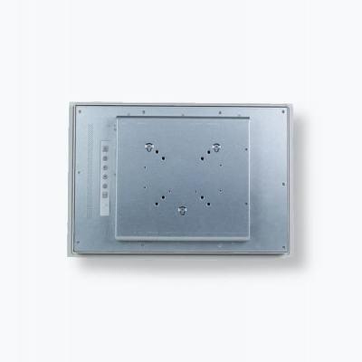 """FPM-5151G Ecran industriel tactile 15"""" (résistif) avec VGA et DVI IP65 en façade avant"""